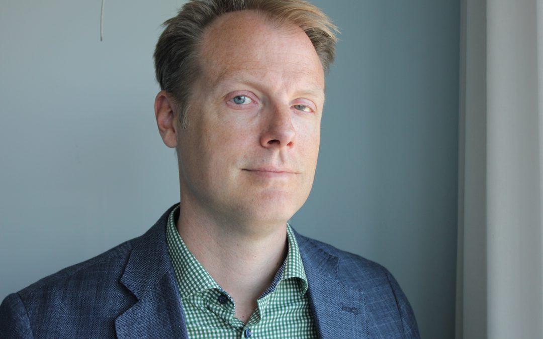Porträtt av en forskare: Peter Palm