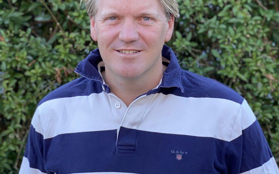 Daniel Bertland – ny i CFFF:s styrelse