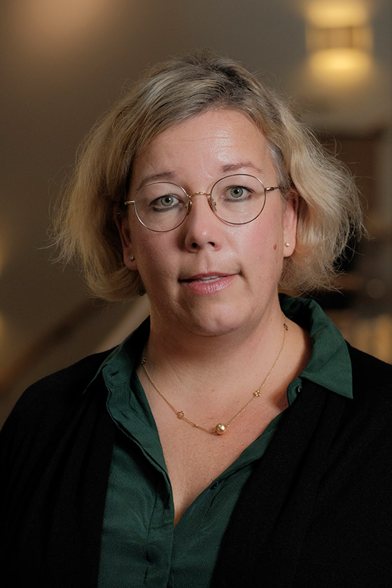 Caroline Wigren Kristofersson, professor Malmö universitet
