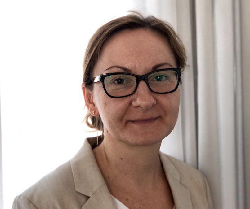 Sylwia vill lyfta fram forskningen i samhällsdebatten