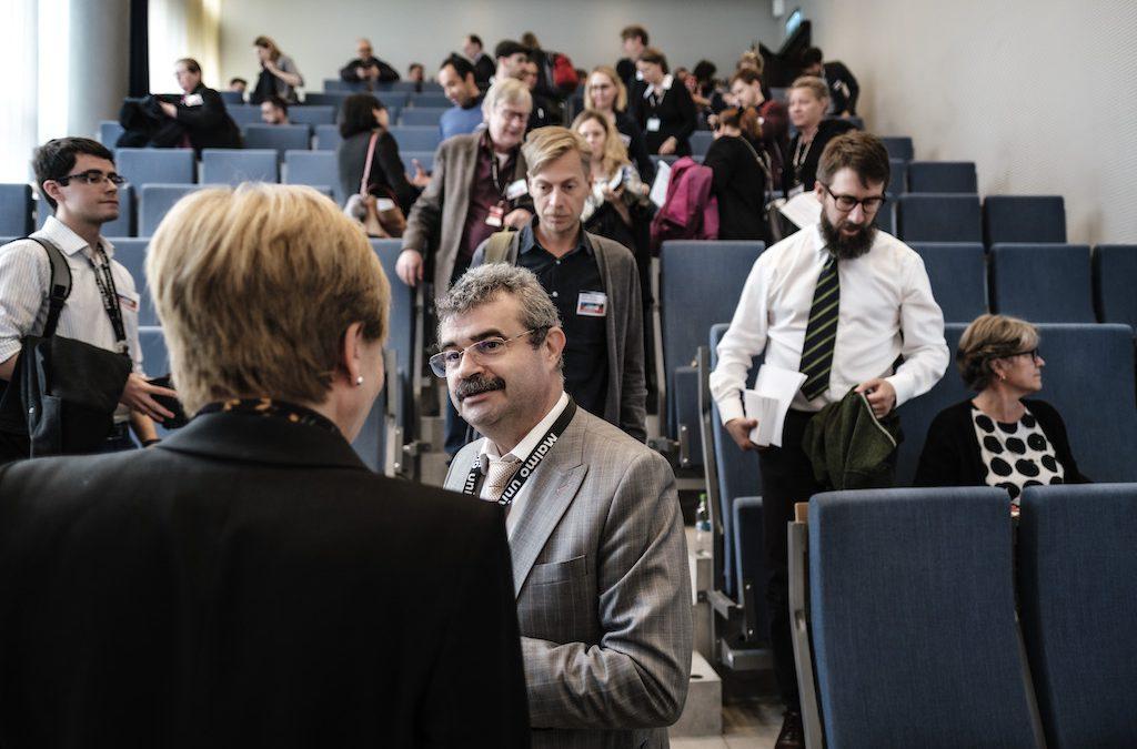 Växande forskningskonferens med fokus på fastigheter