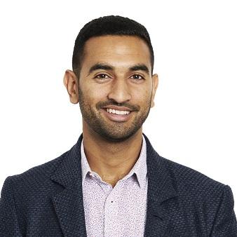 2019 års stipendiat: Ahmed Abdulrahman från Wihlborgs